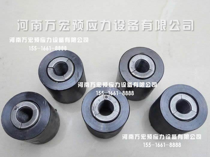 YJM5(7)-1单孔钢丝锚具