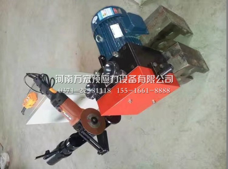 YCX15-2型钢绞线穿线机