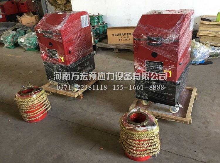 湖南郴州高速桥梁施工订购我公司智能张拉设备