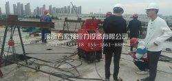 智能张拉设备用于江苏南京工地