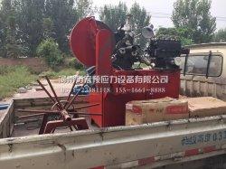 金属波纹管制管机准备发往北京
