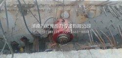 万宏张拉千斤顶质量可靠用于江苏无锡张拉施工
